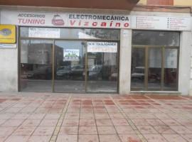 LOCAL EN LA CALLE PRINCIPAL ANTONIO CONCHA